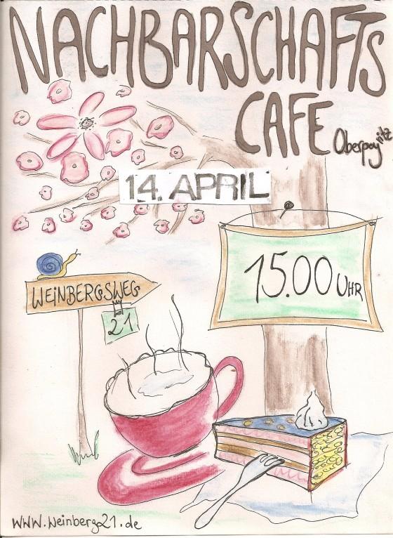 Einladung zum Kaffeeklatsch